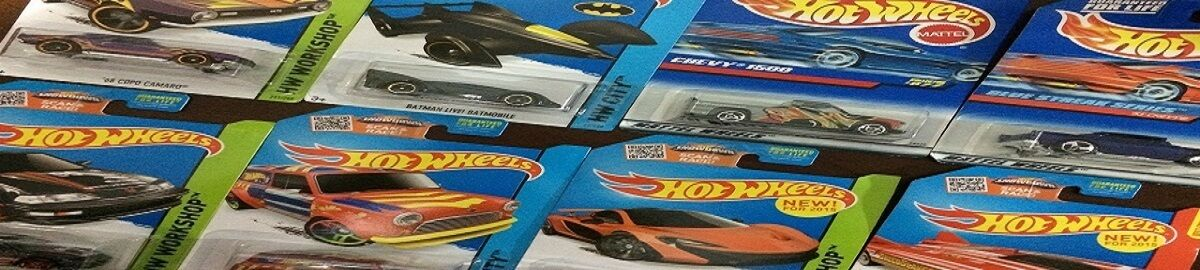 RON'S HOT WHEELS AND DIECAST CARS