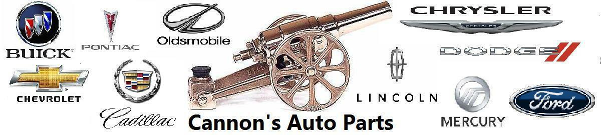 Cannon s Auto Parts