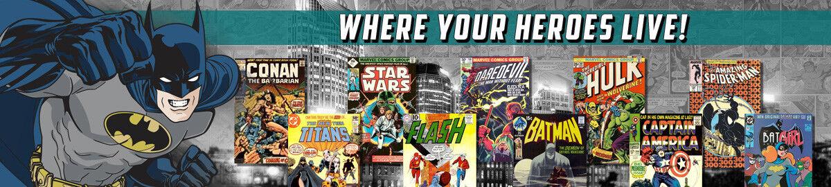 Epic City Comics