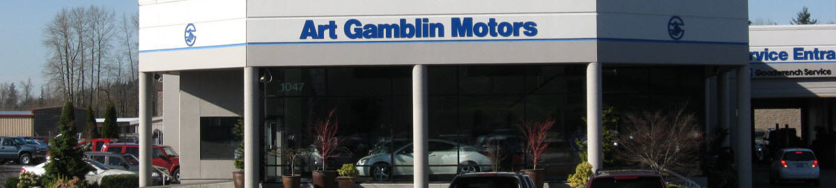 Art Gamblin Chevrolet Buick