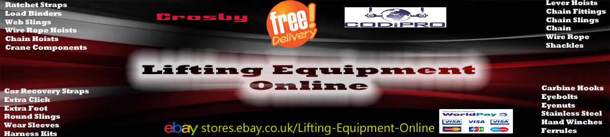 Lifting Equipment Online