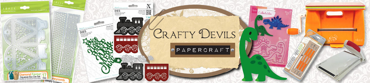 craftydevilspapercraft.co.uk