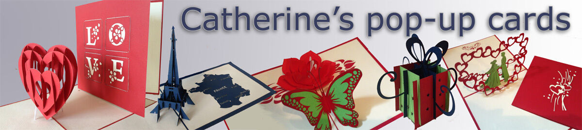 Catherine's Pop-Up Cards