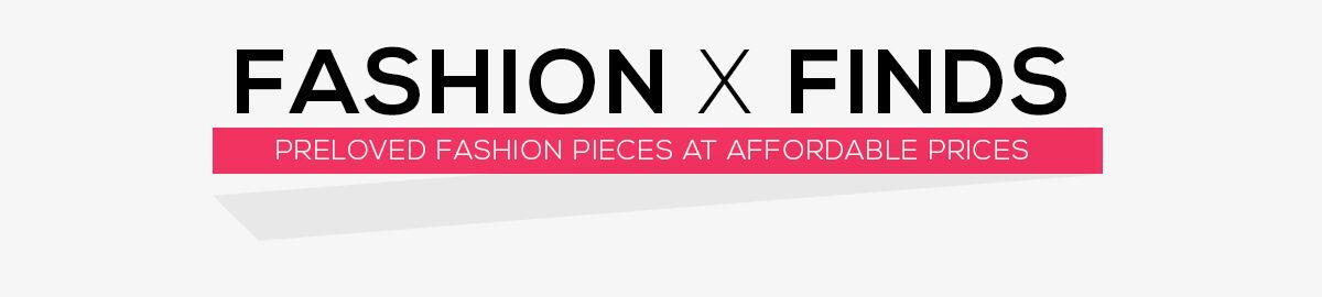 Fashion x Finds