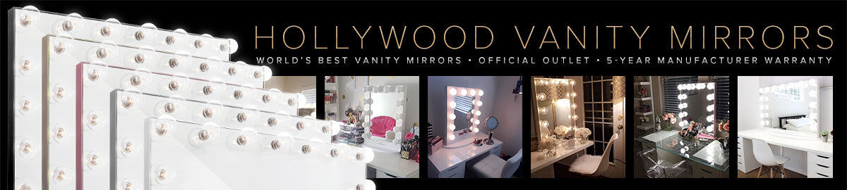 Hollywood Vanity Mirrors