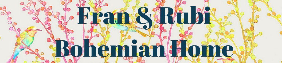 Fran and Rubi Bohemian Home