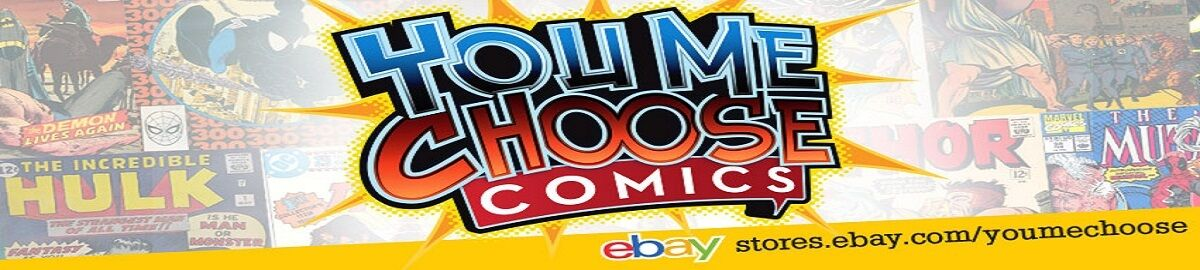 YoumeChoose Comics and Jewelry