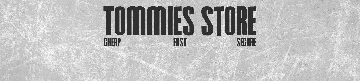 Tommies Store