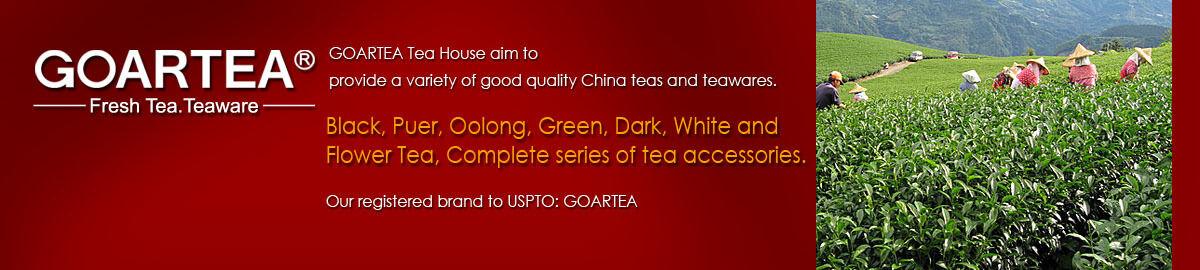 GOARTEA Tea House AU