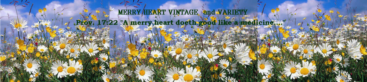 Merry Heart Vintage And Variety