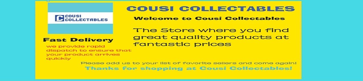 cousi Collectables