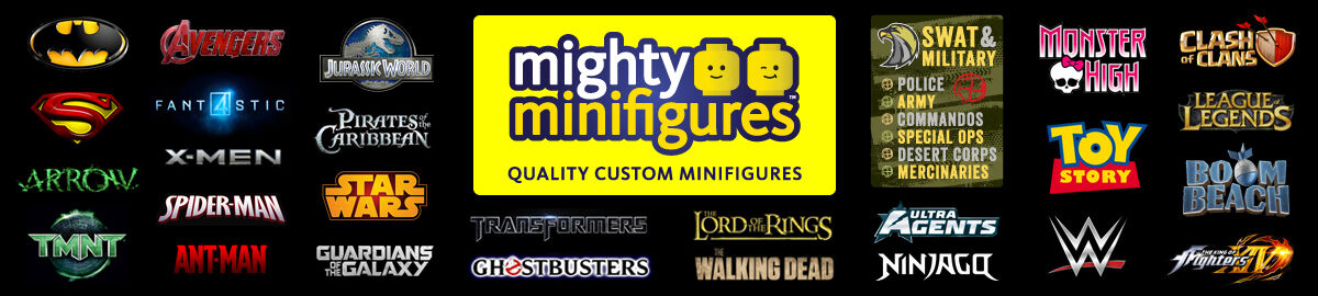 Mighty Minifigures