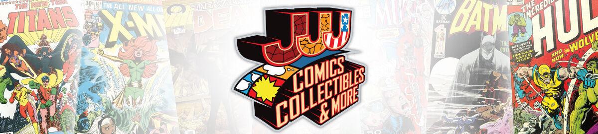 JJJ Comics and Collectibles