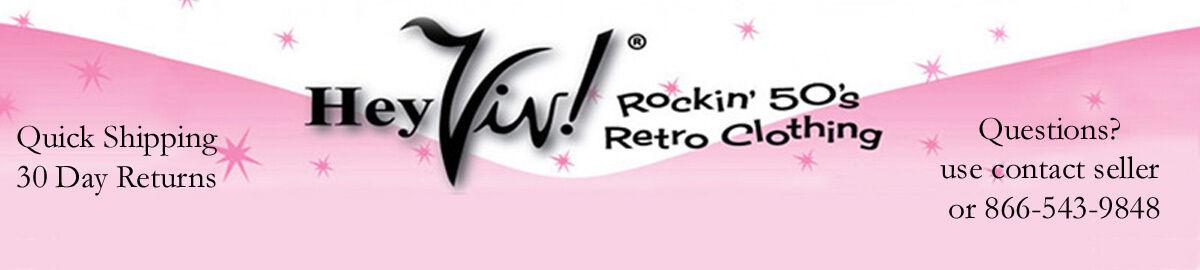 Hey Viv ! Retro Clothing