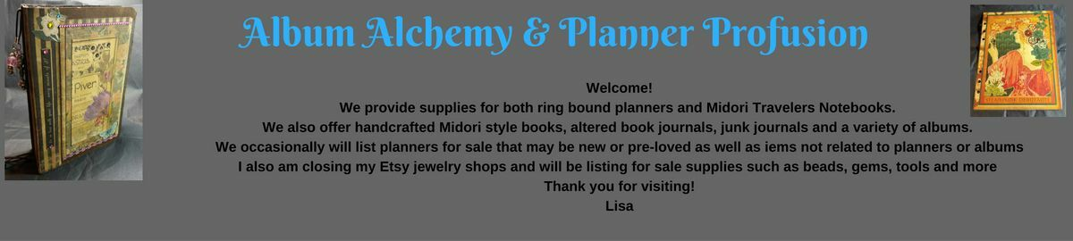 Album Alchemy and Planner Profusion