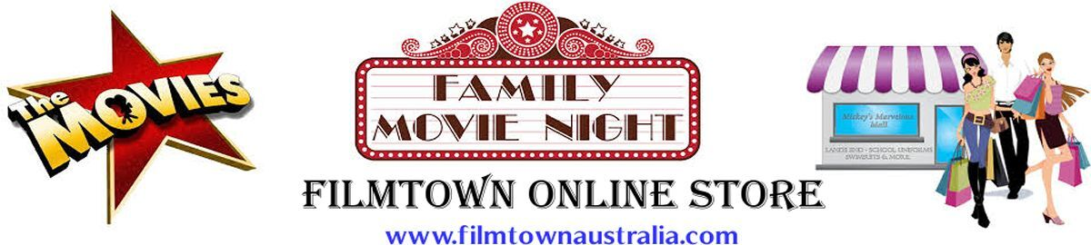 Filmtown Australia Movie Store