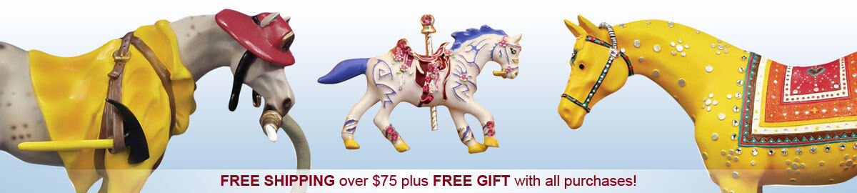 The Trail of Painted Ponies Vault