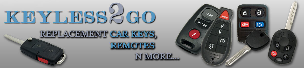 Keyless2Go Remotes n More