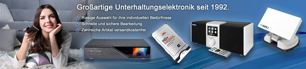 SAT-World GmbH Online Shop