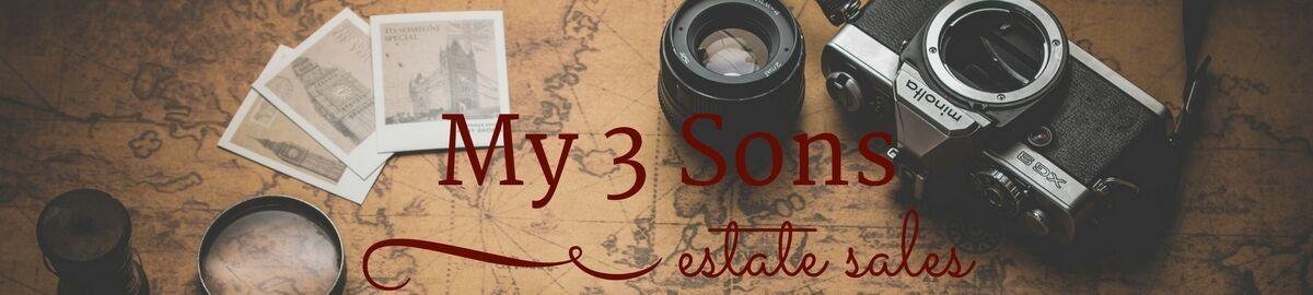 My 3 Sons Estate Sales