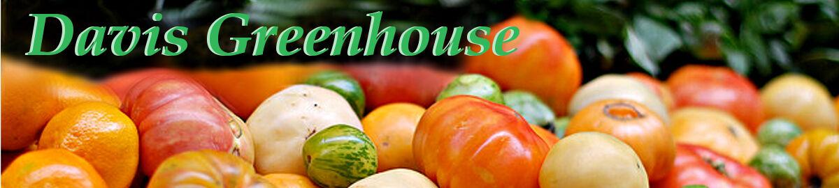 Davis Greenhouse