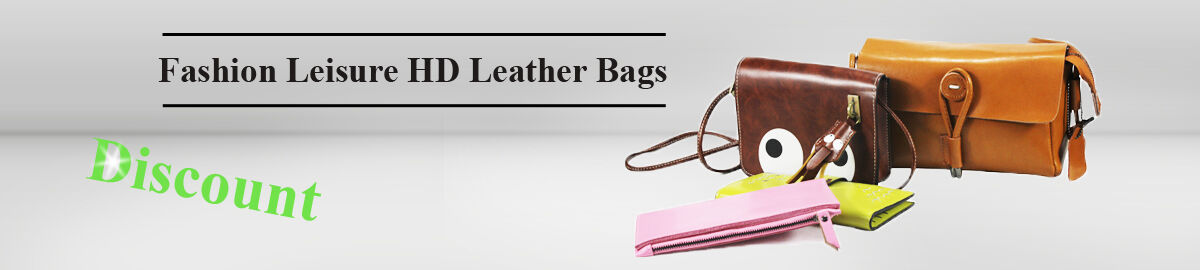 HD Bag and Wallet