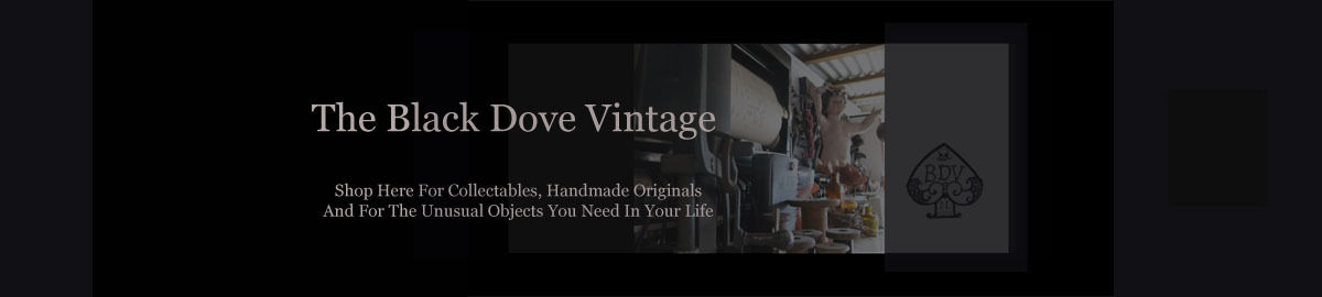 The Black Dove Vintage