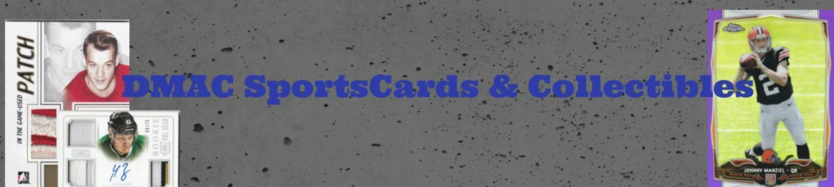 DMAC SportsCards and Collectibles