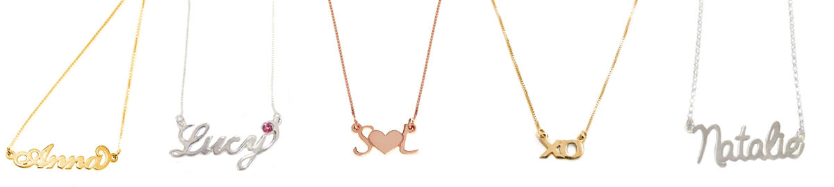 Name Jewellery London