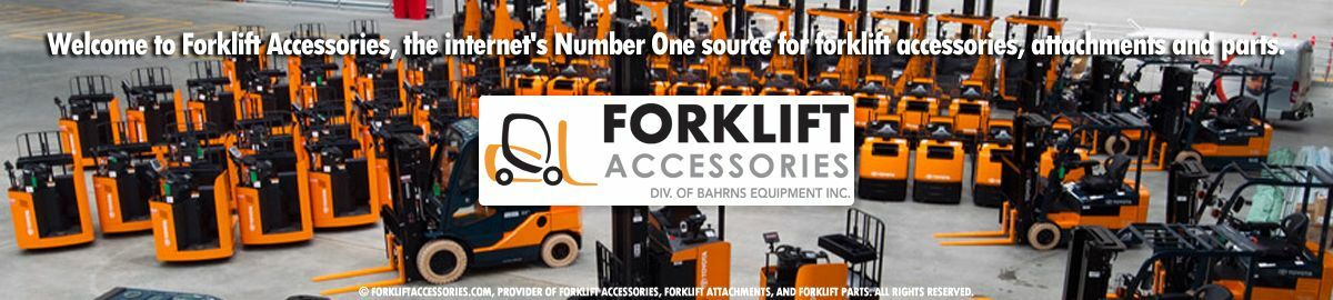 Forklift Accessories