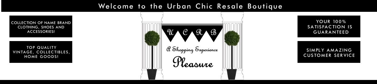 Urban Chic Resale Boutique