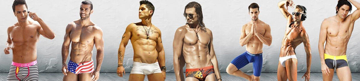 Mensuas Swimwear and Underwear