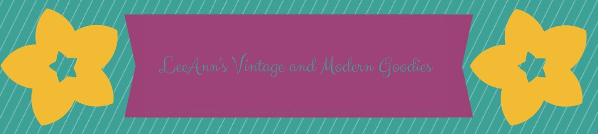 Leeann's Vintage and Modern Goodies