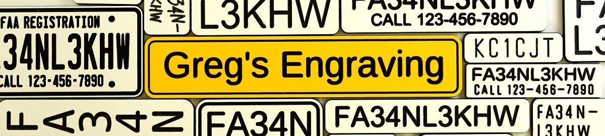 gregs engraving