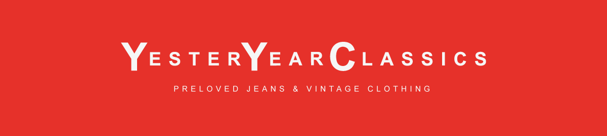 Preloved Jeans & Vintage Clothing