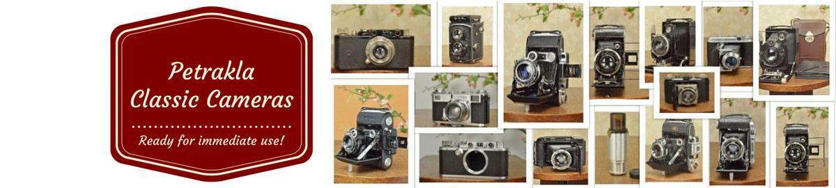 Petrakla Classic Cameras