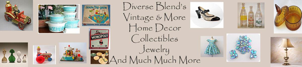 DIVERSE BLEND'S Vintage & More