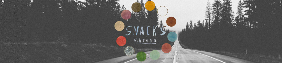 Snacks Vintage