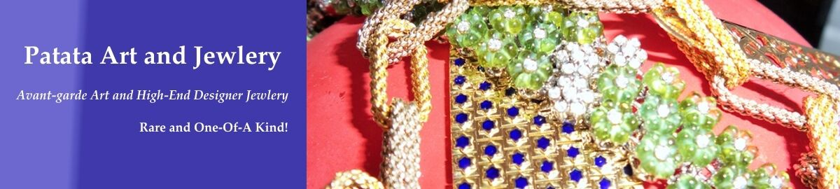 Patata858:  Art & Jewelry