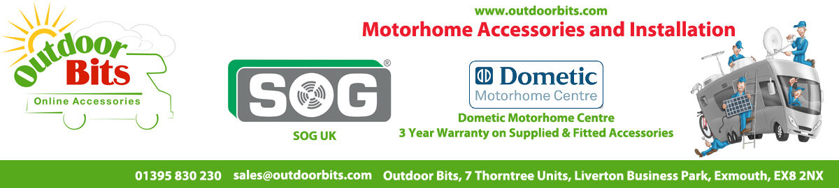 Outdoor Bits Motorhome Accessories