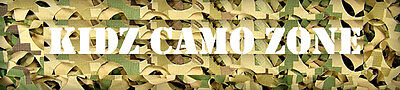 Kidz Camo Zone
