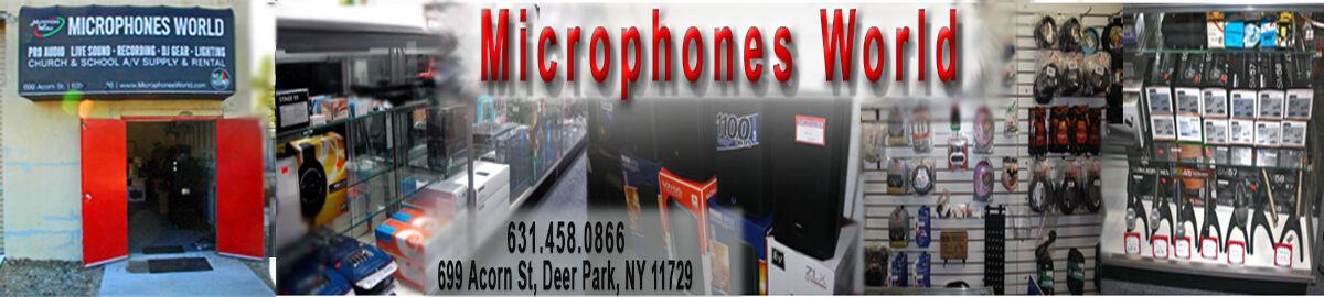 MicrophonesWorld.com