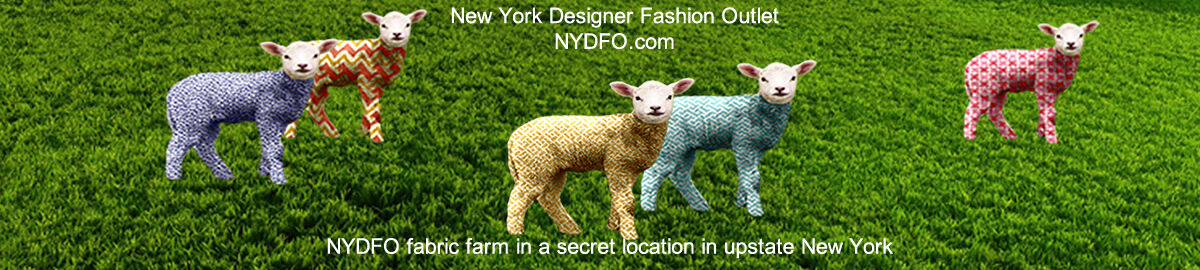 NEW YORK DESIGNER FABRIC OUTLET