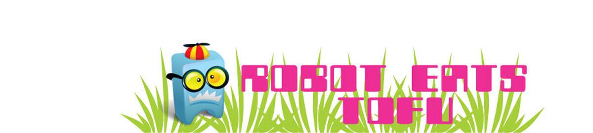 Robot Eats Tofu T-shirts