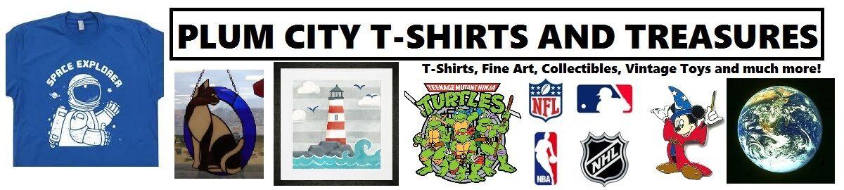 Plum.City T-Shirts and Treasures