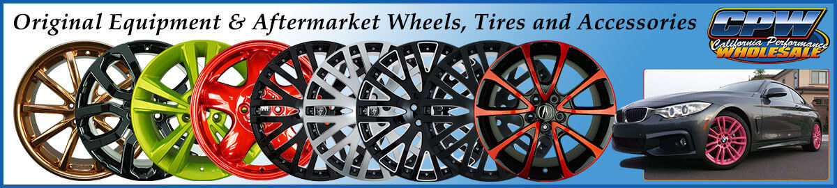 CPW Inc Automotive Alloy Wheels