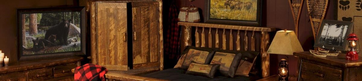 The Log Furniture Store