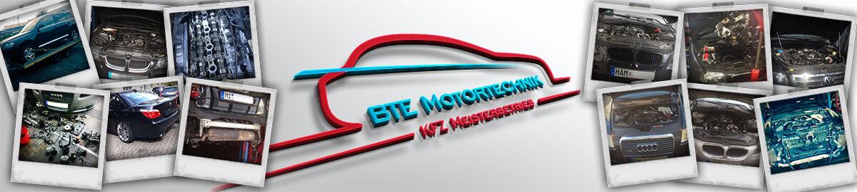 BTE-MOTORTECHNIK IHR MEISTERBETRIEB