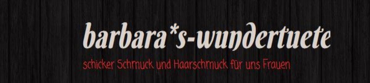 barbara*s-wundertuete