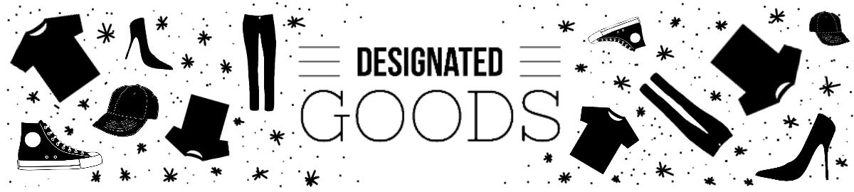 Designated Goods